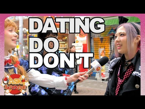 DATING DOs And DON'Ts IN JAPAN