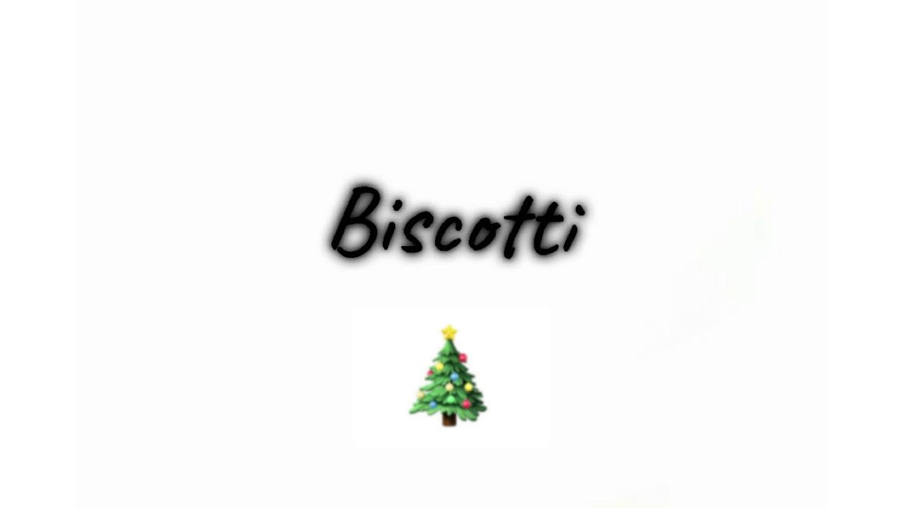 DRACOVII - Biscotti (Official Audio)