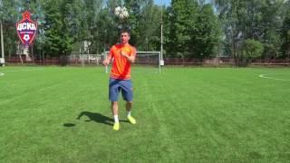 Урок №6 - Видео уроки по футбольным упражнениям от Евгения Алдонина