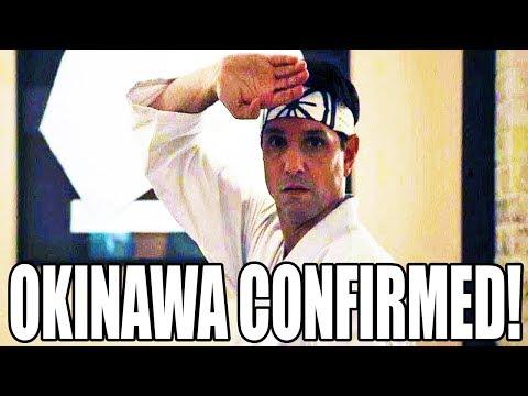 BREAKING NEWS! Daniel LaRusso RETURNS to Okinawa Japan in Cobra Kai Season 3 (CONFIRMED!)