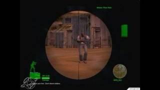 Delta Force: Black Hawk Down PC Games Gameplay - BHD Movie