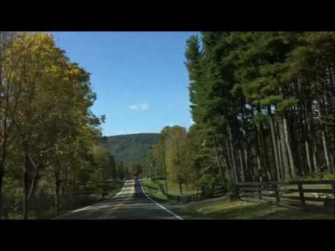 Driving in Augusta County, VA
