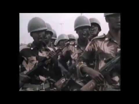 Somali Military Parade 1979
