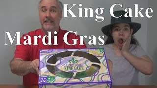 Mardi Gras King Cake Review | Rainydaydreamers Cc