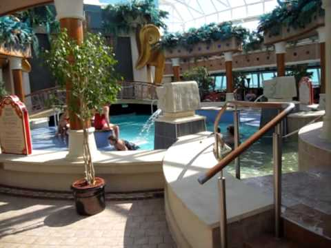 Solarium Pool On The Serenade Of The Seas