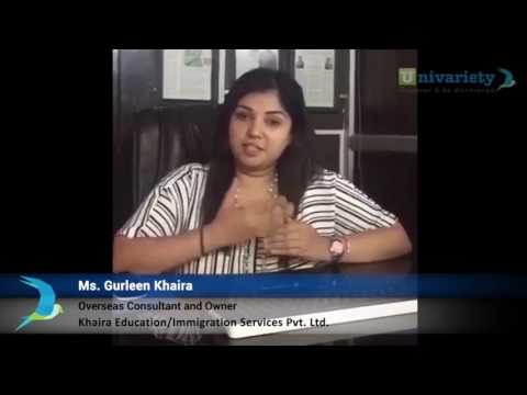 Ms. Gurleen Khaira | Overseas Consultant | GCC By UCLA & Univariety