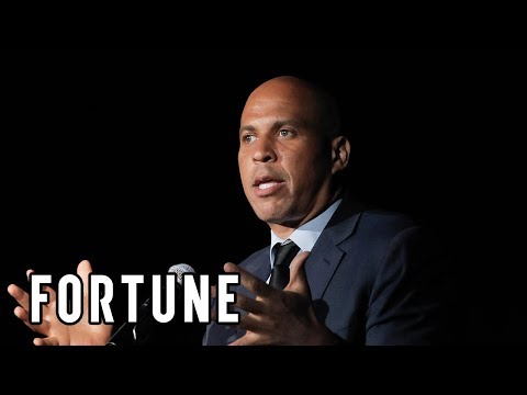 Sen. Cory Booker Introduces New Bill to Legalize Marijuana I Fortune