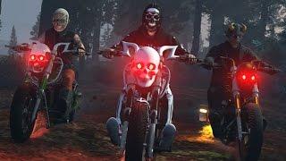 2.000.000$ 'LIK YENİ MOTOR (GTA 5 Cadılar Bayramı)