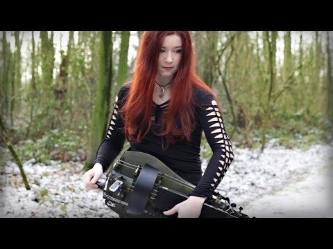 """The Longing"" - Patty Gurdy (Storm Seeker Song, Hurdy Gurdy Version)"
