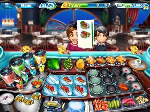 Get 【Cooking Fever】House of Crab Level 40 (3 stars) Snapshots
