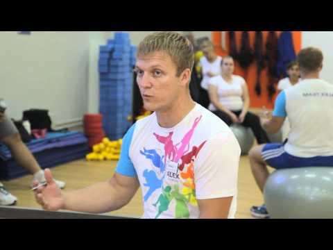 Открытие реалити-шоу Shape Dream в клубах Alex Fitness. Знакомство участниц с тренерами