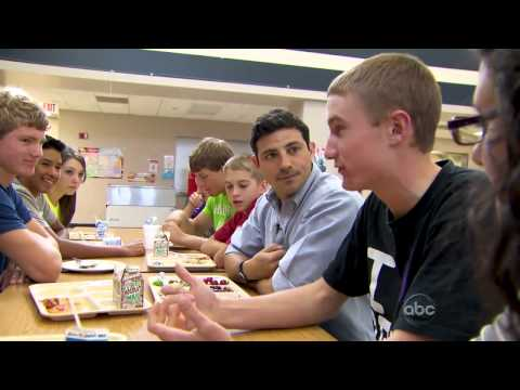 Classroom Confidential: Food Fight