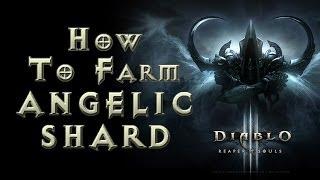 Diablo 3: Reaper Of Souls - How To Farm Angelic Shards