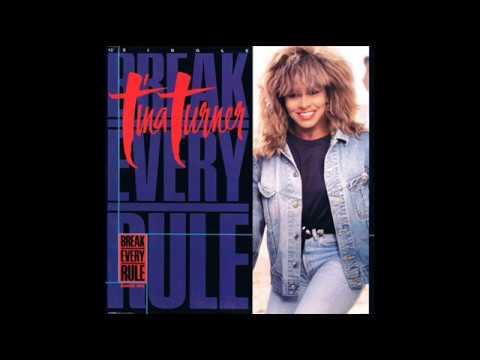 Tina Turner - Break every rule (1986 Dance mix) - YouTube