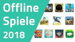 Die besten Offline-Spiele 2018 (kostenlos für Android & iOS)
