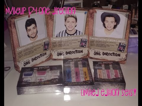 Makeup By One Direction Holiday Sets