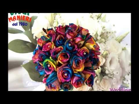 VIVAI MANIERI dal 1980, Wedding Florist...perchè la Realtà è più Bella del Sogno!
