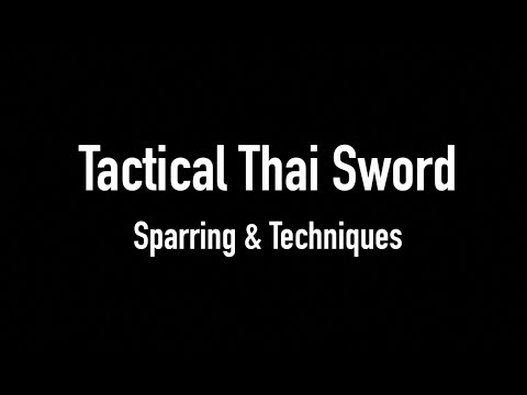 Krabi-Krabong   Sword Techniques