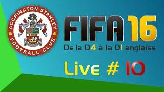 [Fr] Nouvelle saison ! - Accrington - Div 3 - Carrière Fifa 16 [Fifa 16]