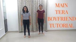 Main Tera Boyfriend|| Dance Tutorial|| Raabta|| Dance Freaks