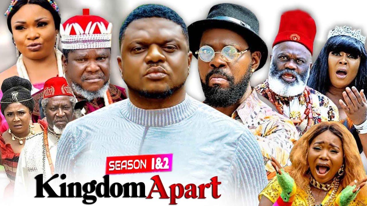 Download KINGDOM APART Complete 1&2 (KEN ERICS NEW MOVIE) LIZZYGOLD 2021 LATEST NIGERIAN FULLMOVIE/ NOLLYWOOD