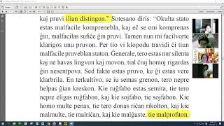 31 | La Sotesana Instruo de Ŭonbulismo | 에스페란토 원불교 대종경 공부 (zoom)
