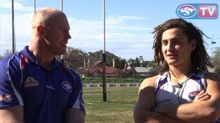 Barry's Back - Hall chats with Dahlhaus
