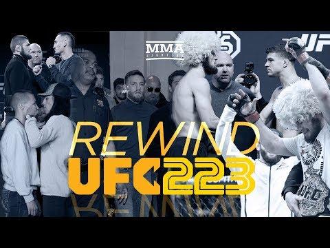Rewind: UFC 223 Edition - MMA Fighting