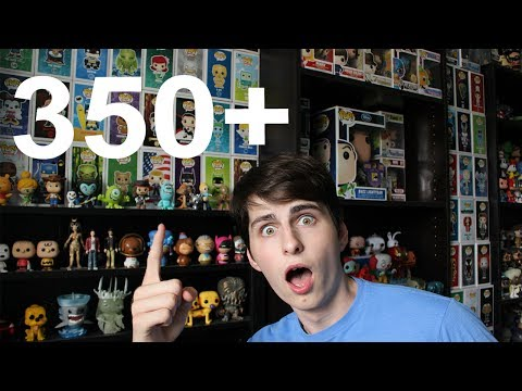 An In-depth Look at my Entire Funko Pop Collection!