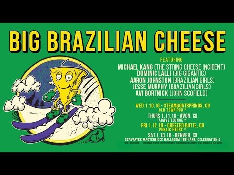 Big Brazilian Cheese live at Public House - 1/12/2018