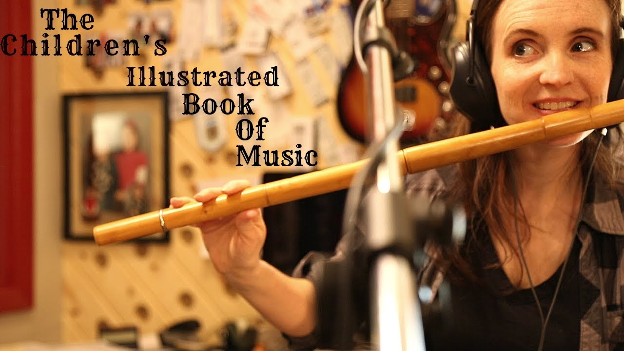 The Children's Illustrated Book Of Music (Live Studio Performance)