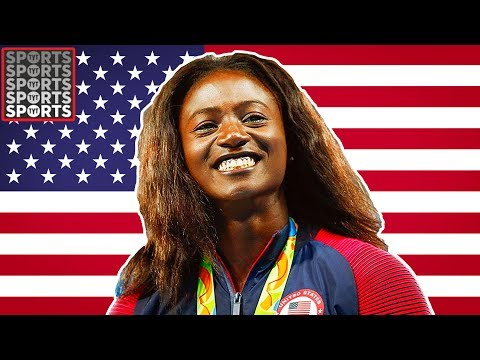 Olympic Gold Medalist Tori Bowie Interview With TYT Sports