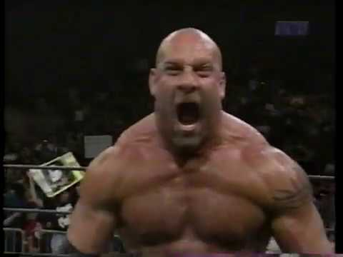 Bill Goldberg vs. Mike Tolbert [1998-01-24]