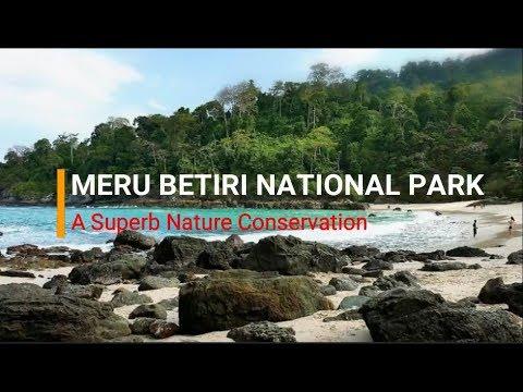 Meru Betiri National Park,  A Superb Nature Conservation