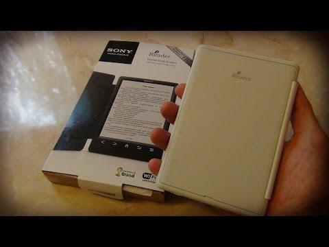 Электронная книга Sony PRS-T3. Последний ридер от Sony. / Арстайл /
