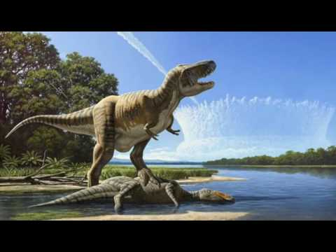 Sounds of the (Cretaceous Period)79 Million years ago..
