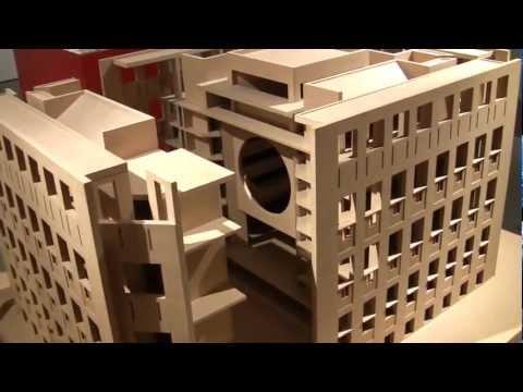 Die Weisheit baut sich ein Haus (exhibition on library architecture in Munich)