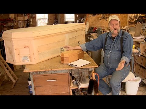 Common Ground 326 - Show Pony Training & Hand Made Coffins