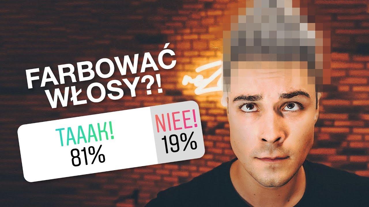 Obserwatorzy Decydują Farbować Włosy Youtube