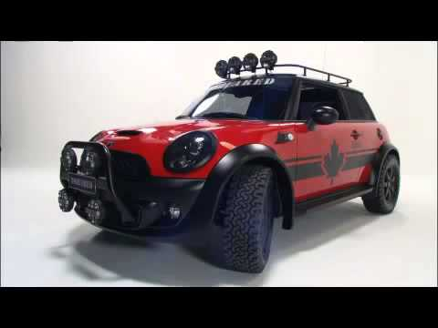 Rare Mini Rally Dsquared In Detail Commercial - Carjam Car TV Show HD 2013