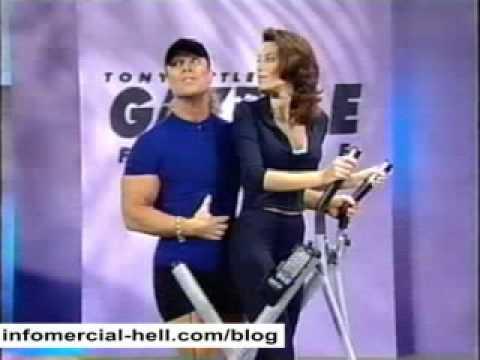Tony Little and Darla Haun Infomercial