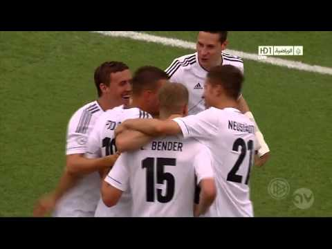 CRAZY!! Podolski goal in 6 second ( germany vs ecuador)