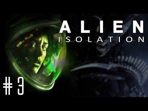 Alien: Isolation - Episode #3 - Baggage Claim