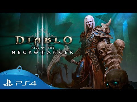 Diablo III: Rise of the Necromancer | Launch Trailer | PS4