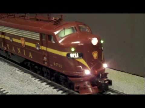 MTH Premier Pennsylvania PRR E-8 's Diesel Locomotive Set