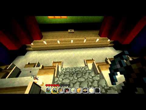 Minecraft Theater!! - YouTube