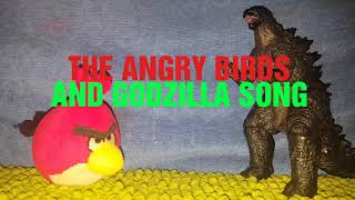 THE ANGRY BIRDS AND GODZILLA SONG (TABAGS THEME) OFFICIAL MUSIC VIDEO