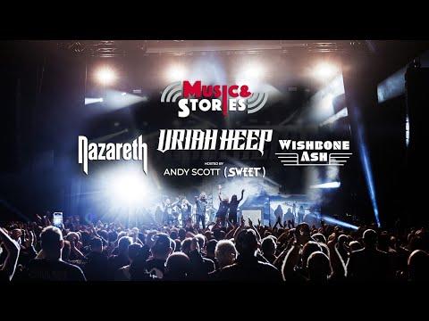 Music & Stories Tour Trailer 2020