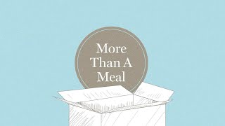 More Than A Meal: Help Us Feed Hungry Families