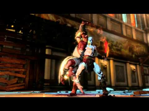 God of War III Remastered -  Announce Trailer | Kratos comes to PS4